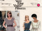 Vogue 7749 B