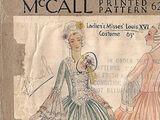 McCall 6257 A