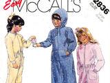 McCall's 2836 A