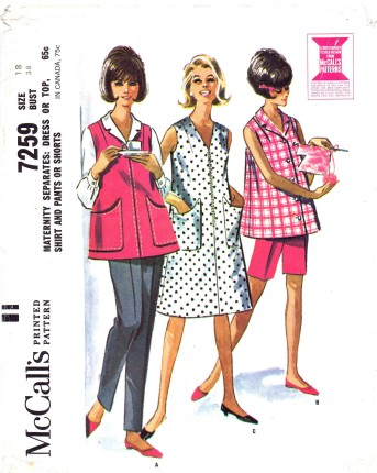 McCalls 1964 7259