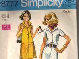 Simplicity 8777