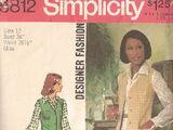 Simplicity 5812