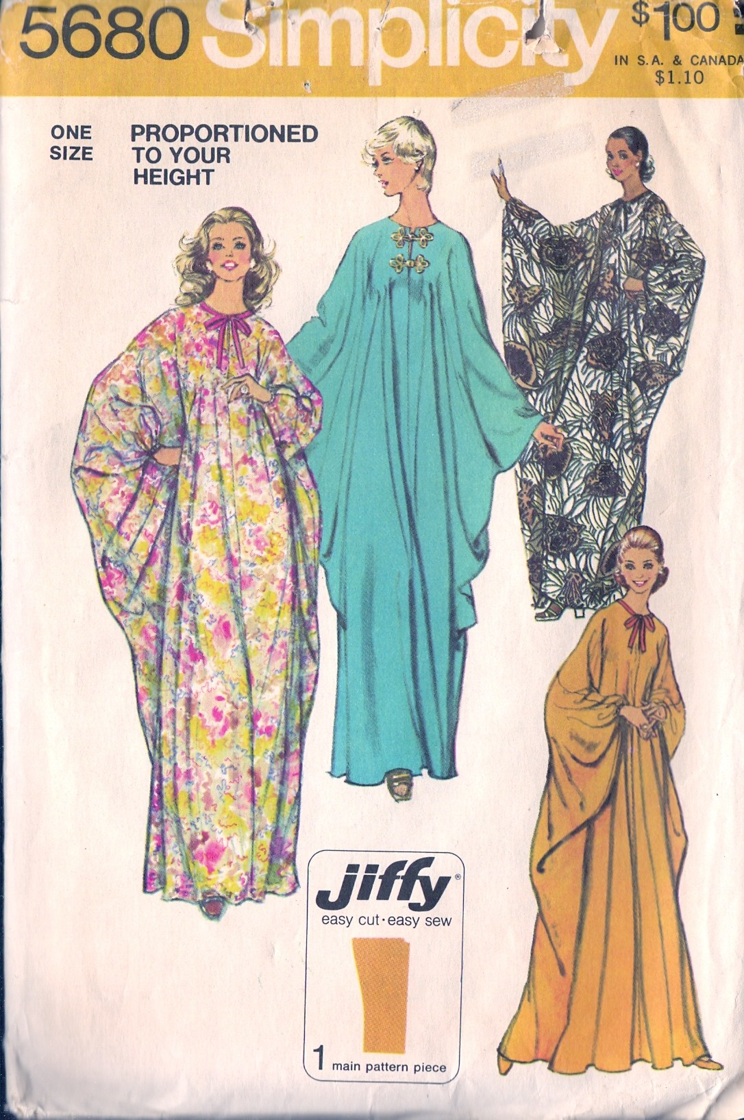 Simplicity 5680 A Vintage Sewing Patterns Fandom