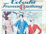 Vobachs Frauenzeitung No. 10 Vol. 36 1933