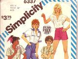 Simplicity 6337 A