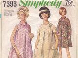 Simplicity 7393 A