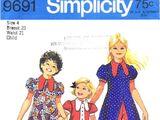 Simplicity 9691 A