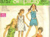 Simplicity 8757 B
