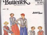 Butterick 4642 A