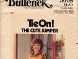 Butterick 5008 A