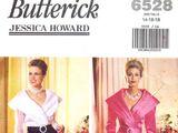 Butterick 6528 D