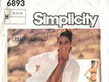Simplicity 6893 B