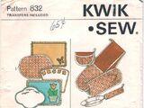Kwik Sew 832