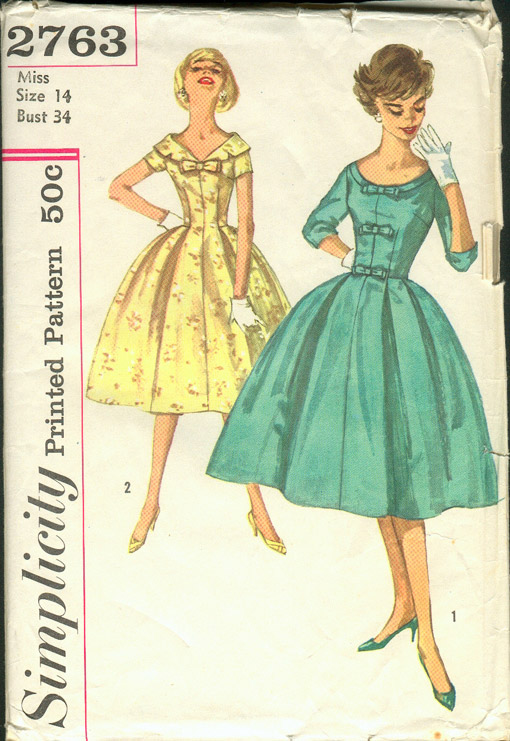Vintage Dress Sewing Patterns