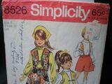 Simplicity 8526