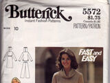 Butterick 5572