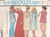 McCall's 5921