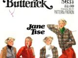 Butterick 5631 A