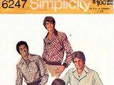 Simplicity 6247 A
