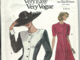Vogue 8157 C