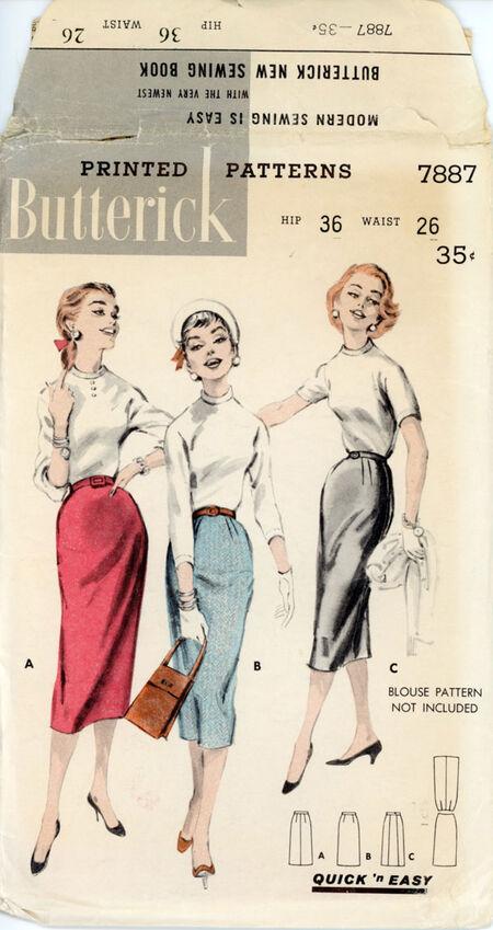 Butterick-7887zfront