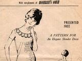 Woman's Own Free Pattern