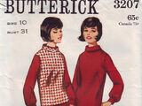Butterick 3207 A
