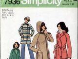 Simplicity 7936