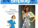 Simplicity 6710