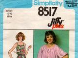 Simplicity 8517 A