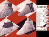 Coats & Clark Pussyfoot Boots