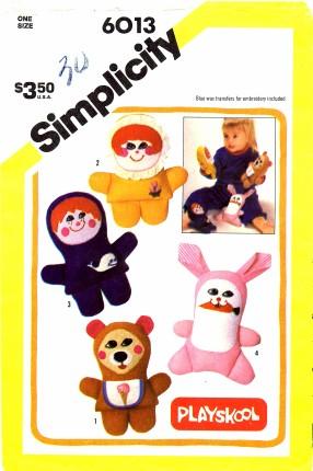 Simplicity 1983 6013