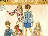 Simplicity 8694