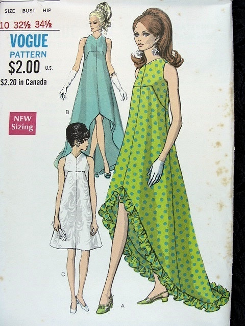 Vogue 7351 A Vintage Sewing Patterns Fandom Powered By