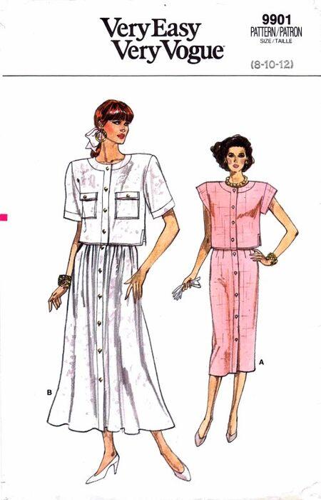 Vogue 1987 9901