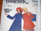 Butterick 3361 C