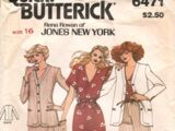Butterick 6471 A