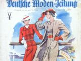 Deutsche Moden-Zeitung No. 12 Vol. 45 1936