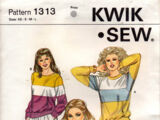 Kwik Sew 1313