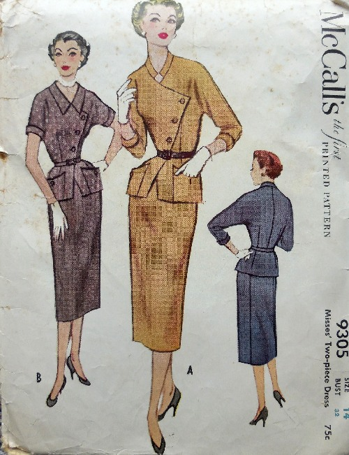 Mc suits 9305 a small