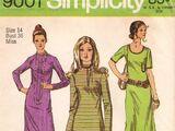 Simplicity 9001