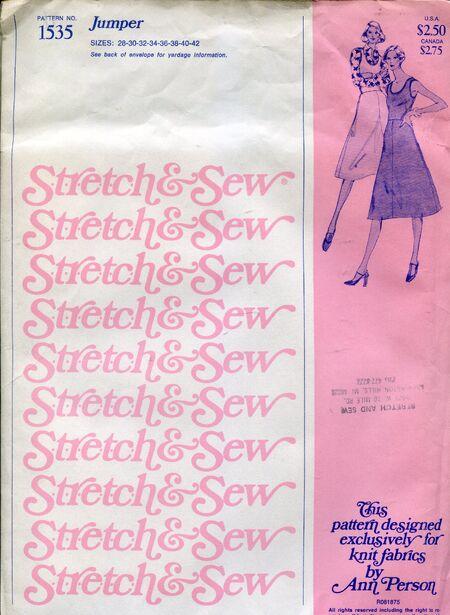 Stretch&sew1535