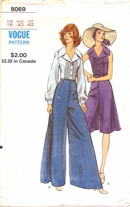 Vogue 1971 8069