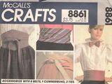 McCall's 8861 B