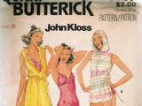 Butterick 6097 A