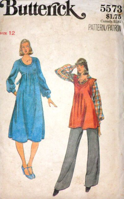 Butterick 5573 image