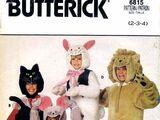 Butterick 6815 C