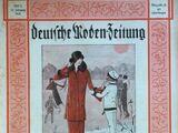 Deutsche Moden-Zeitung No. 6 Vol. 34 1924