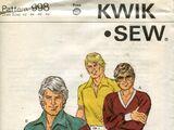 Kwik Sew 998