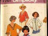 Simplicity 7767 A